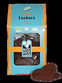 Die allergenfreien Mäuse-Kekse Kakao von Marthomi sind perfekt auf kleine Kinderhände abgestimmt. Kauf es clever und günstig bei kokku!