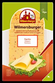Die Wilmersburger Scheiben Paprika sind für die ganze Familie ein Star. Jetzt günstig bei kokku, deinem veganen Onlineshop, kaufen!