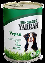 Das gute getreidefreie Hundefutter von Yarrah in Bioqualität - wenn dir dein Vierbeiner was Wert ist! Jetzt bei kokku, deinem Veganshop, kaufen!
