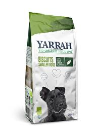 Die veganen Multi-Hundekekse von Yarrah treiben euren Hund in den Wahnsinn. Haben wir selbst probiert! Jetzt bei kokku, deinem Veganshop, kaufen!