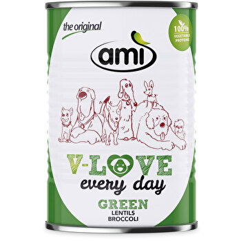 AMI - Love Every Day - Green