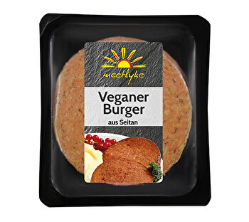 meetlyke - Veganer Burger (ehemals Steaklet)