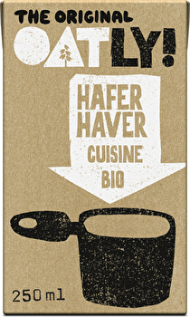 Oatly - Hafer Cuisine