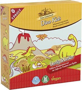 Dino Kids Kinderkeks von 3 Pauly günstig bei Kokku im Veganshop kaufen!
