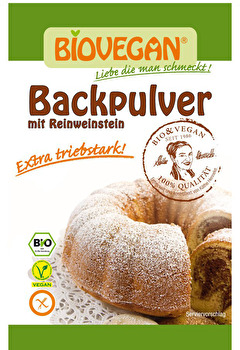 Biovegan - Backpulver (4x17g)