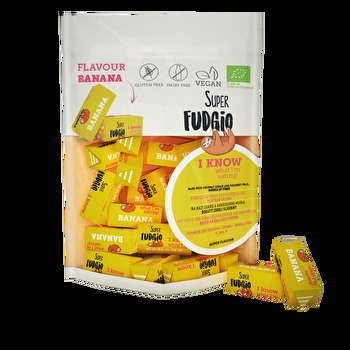 Super Fudgio - Toffee °Banana Flavour°