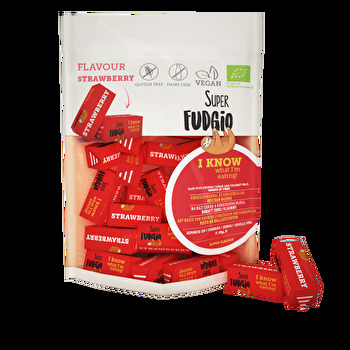Super Fudgio - Toffee °Strawberry Flavour°