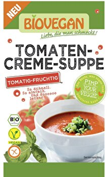 Biovegan - Tomaten Creme Suppe