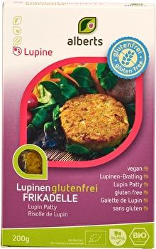 Lupinen Frikadelle glutenfrei von Alberts günstig bei Kokku im Veganshop kaufen!