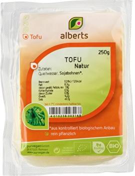 Tofu Natur 1kg von Alberts günstig bei kokku im veganen Onlineshop kaufen!