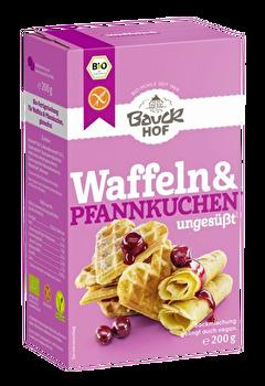 Waffeln & Pfannkuchen Backmischung von Bauckhof günstig bei Kokku im Veganshop kaufen!