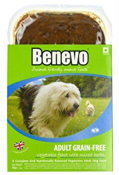 Adult Grain Free - veganes Nassfutter für Hunde von Benevo günstig bei kokku im veganen Onlineshop kaufen!
