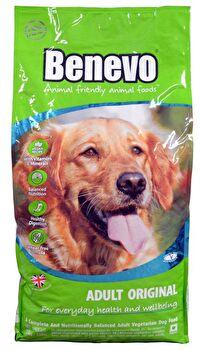 15kg Dog Adult Original Hunde Trockenfutter von Benevo preiswert bei kokku im veganen Onlineshop kaufen!