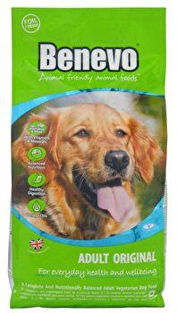 Dog Adult Original Hunde Trockenfutter von Benevo preiswert bei kokku im veganen Onlineshop kaufen!
