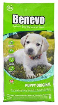Puppy Original veganes Trockenfutter für Welpen von Benevo bei kokku im veganen Onlineshop kaufen!