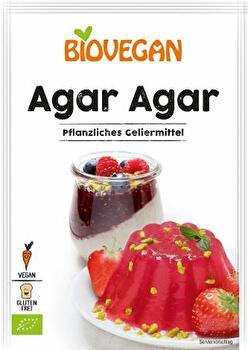 Agar Agar von Biovegan günstig bei Kokku im Veganshop kaufen!