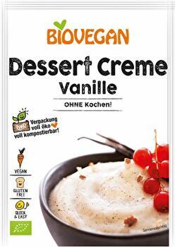 Dessertcreme Vanille von Biovegan günstig bei Kokku im Veganshop kaufen!