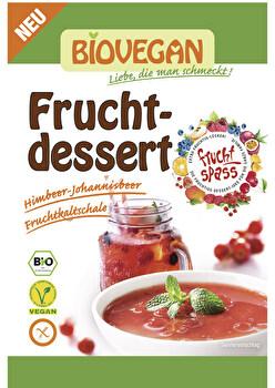 Fruchtkaltschale Himbeer Johannisbeer von biovegan günstig bei Kokku im Veganshop kaufen!