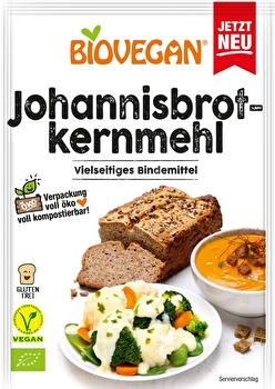 Johannisbrotkernmehl BindeFix Warmspeisen von Biovegan günstig bei Kokku im Veganshop kaufen!