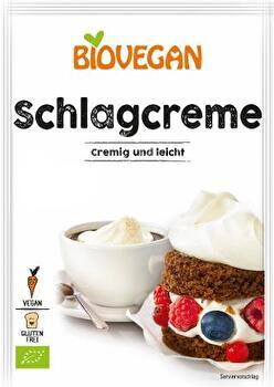 Vegane Schlagcreme (2x27g) von Biovegan günstig bei kokku im veganen Onlineshop kaufen!
