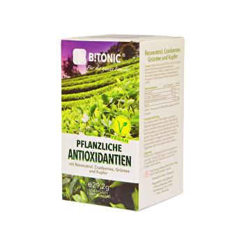 Pflanzliche Antioxidantien DETOX von B!tonic günstig bei Kokku im Veganshop kaufen!