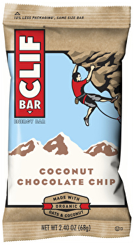 Coconut Chocolate Chip von Clif Bar preiswert bei kokku im veganen Onlineshop kaufen!