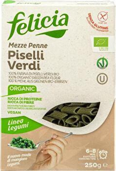 Vegane Grüne Erbsen Fusilli von Fecilia Bio günstig bei kokku im veganen Onlineshop kaufen!