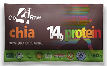 RAW Protein Riegel Chia von go4raw günstig bei Kokku im Veganshop kaufen!