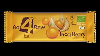 Raw Riegel Inka Beeren von go4raw günstig bei Kokku im Veganshop kaufen!