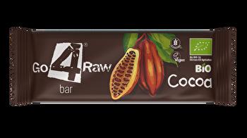 Raw Riegel Kakao von go4raw günstig bei Kokku im Veganshop kaufen!
