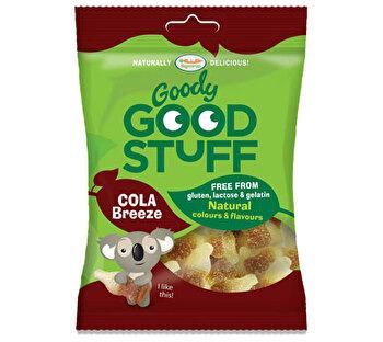 Vegane Gummibären Cola Breeze von Goody Good Stuff bei kokku im veganen Onlineshop kaufen!