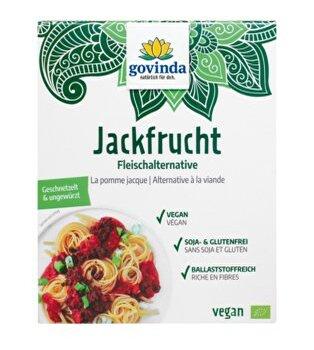 Jackfrucht Fruchtfleisch °Schnetzel° von Govinda günstig bei Kokku im Veganshop kaufen!
