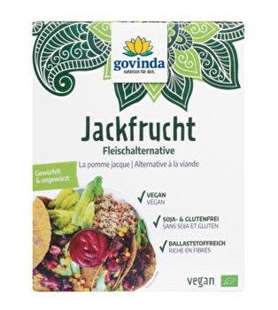 Jackfrucht Fruchtfleisch °Würfel° von Govinda günstig bei Kokku im Veganshop kaufen!