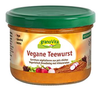 Teewurst vegan von granoVita günstig bei Kokku im Veganshop kaufen!