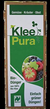 Den Bio-Dünger KleePura 5kg aus 100% Bio-Klee jetzt bei kokku günstig kaufen!