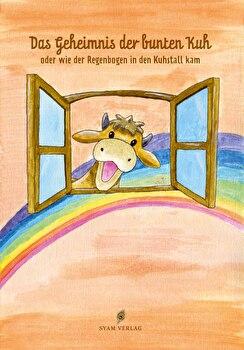 Kinderbuch °Das Geheimnis der bunten Kuh° von Happy Kuh e.V. günstig bei Kokku im Veganshop kaufen!