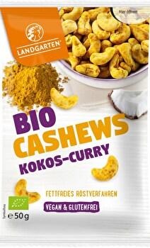 Cashews Kokos Curry von Landgarten günstig bei Kokku im Veganshop kaufen!