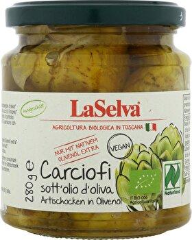 Artischocken in Olivenöl von LaSelva günstig bei Kokku im Veganshop kaufen!