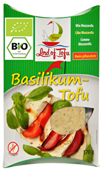 Basilikum Tofu von Lord of Tofu günstig bei Kokku im Veganshop kaufen!
