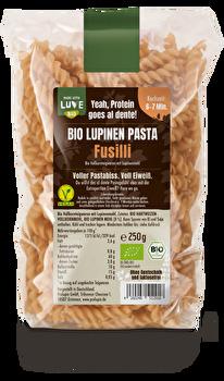 Lupinen Fusilli von Made With Luve günstig bei kokku im veganen Onlineshop kaufen!