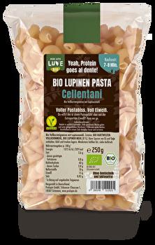 Lupinen Pasta Cellentani von Made With Luve günstig bei kokku im veganen Onlineshop kaufen!