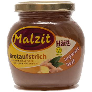 Fruchtaufstrich Ingwer hell von Malzit bei kokku im Veganshop kaufen!