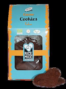 Rice Mice Chocolate Cookies von Marthomi günstig bei Kokku im Veganshop kaufen!