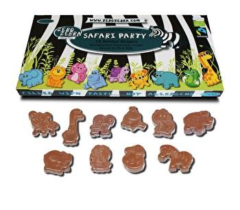 Die schmackhaften Mini-Schokoladenförmchen im lustigen Wildtier-Design bei kokku kaufen
