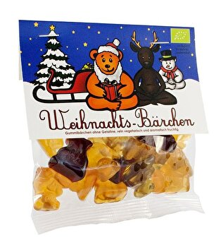 Die Weihnachts-Gummibärchen-Dreamteam von mind sweets günstig bei kokku kaufen!