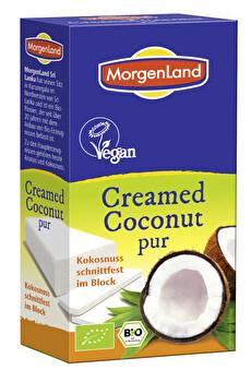 Creamed Coconut pur von Morgenland günstig bei Kokku im Veganshop kaufen!