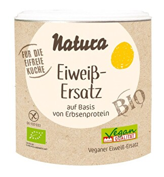 Eiweiß-Ersatz von Natura günstig bei Kokku im Veganshop kaufen!
