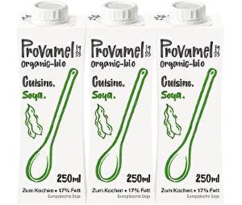 Soja Cuisine 3er-Pack von Provamel bei kokku im veganen Onlineshop kaufen!