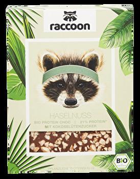 Protein Choc °Haselnuss° von pumpin panda günstig bei Kokku im Veganshop kaufen!