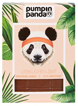 Protein Choc °Lebkuchen Zimt° von pumpin panda günstig bei Kokku im Veganshop kaufen!